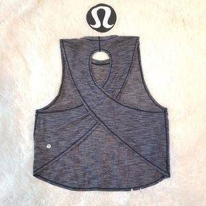 LULULEMON FAST AS LIGHT MUSCLE TANK. 6?